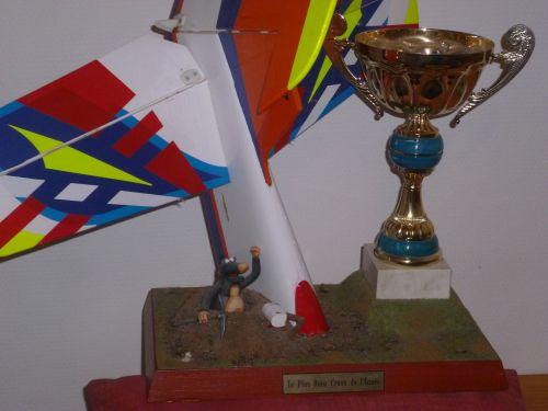 1 - La Coupe (détenteur actuel : Maxime)