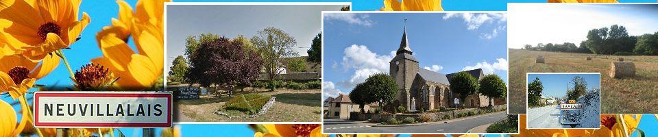 Mairie de Neuvillalais