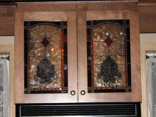 Portes d'armoire - Collection privée