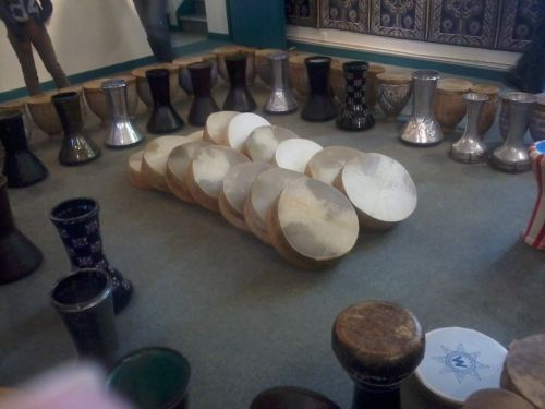 instruments du Magrheb