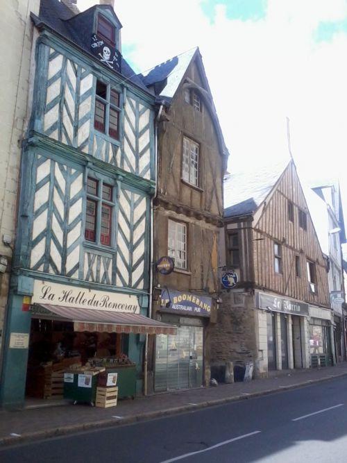 rue Beaurepaire à Angers