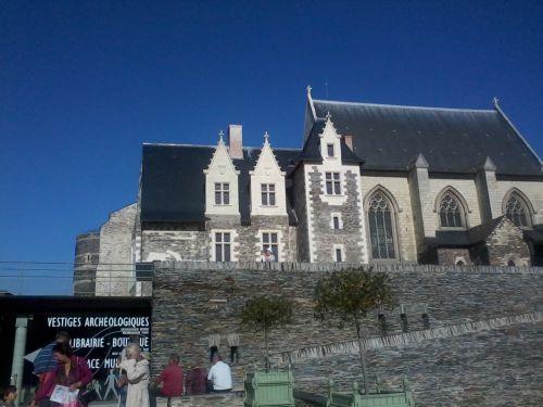 logis du château d'Angers