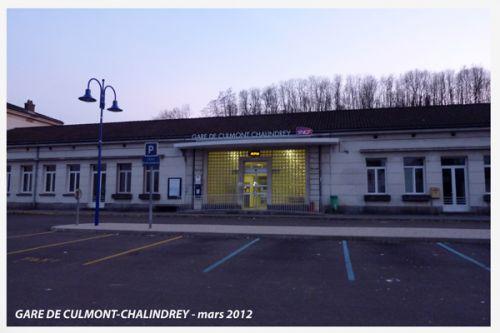 Gare de Culmont-Chalindrey