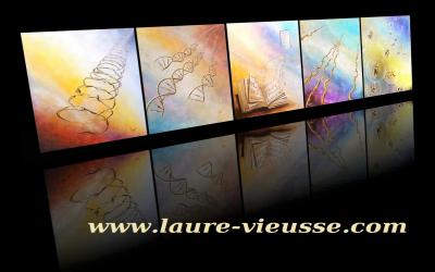 Laure Vieusse artiste peintre