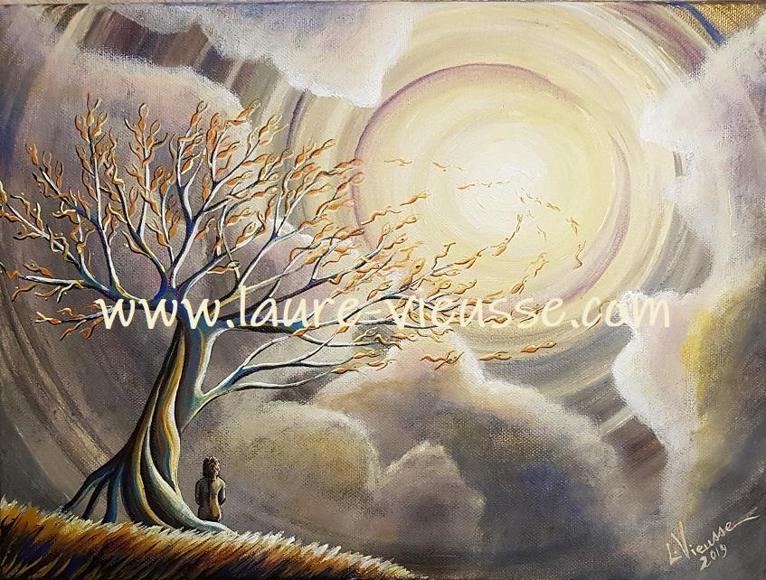 Clair de Lune - 40x30 cm