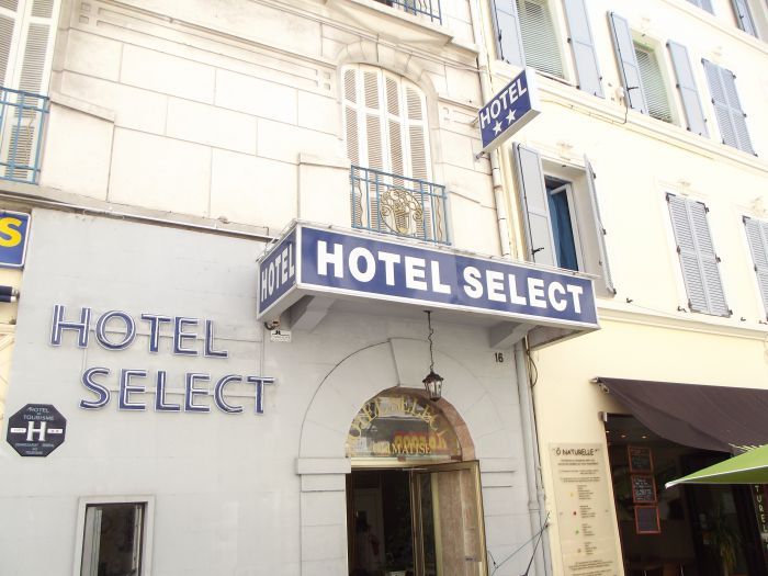 Hotel Select Cannes
