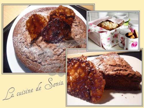 moelleux au chocolat et ses dentelles au café.jpg