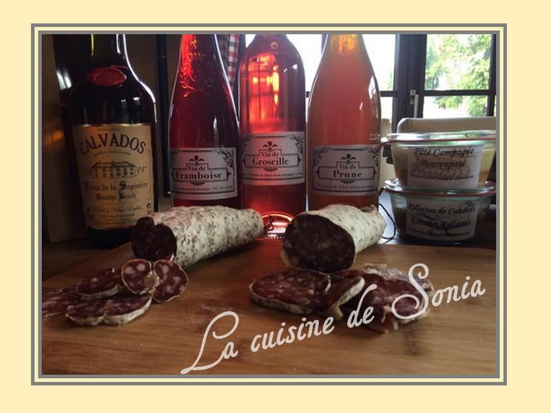 Produits du terroirs la cuisine de sonia - La cuisine des terroirs ...
