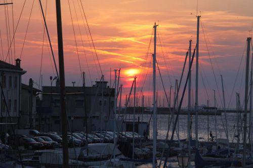 Port de Muggia / photo Jean-Claude Mamin