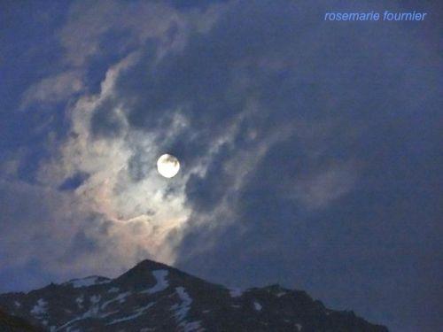 Lune à la Rinde