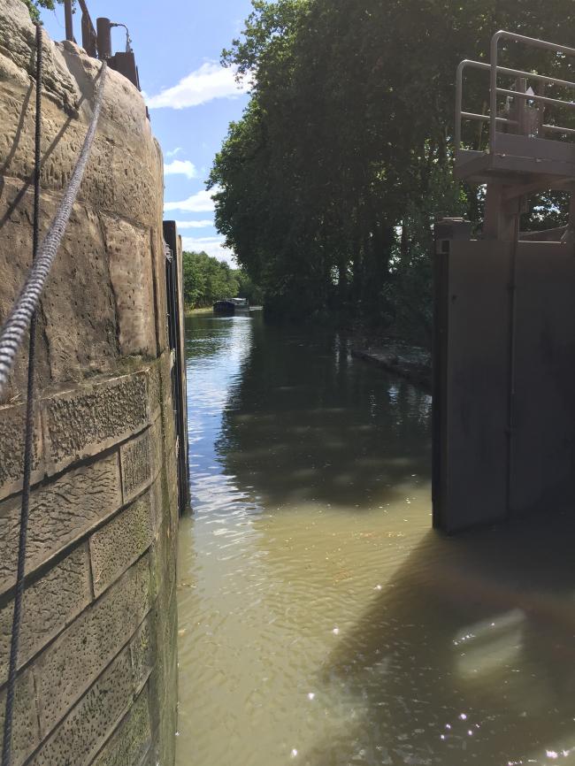 Canal du Midi 2017