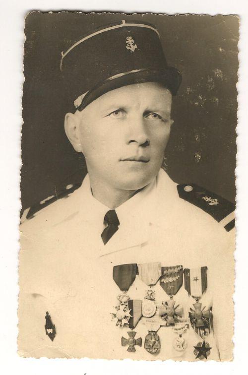 Le Sous-Lieutenant de Réserve Casimir TYLKOWSKI