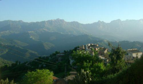 Djurdjura, Tasga Melloul, un village de montagne