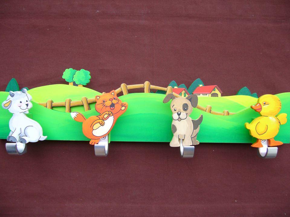 Création et fabrication de jouets en bois