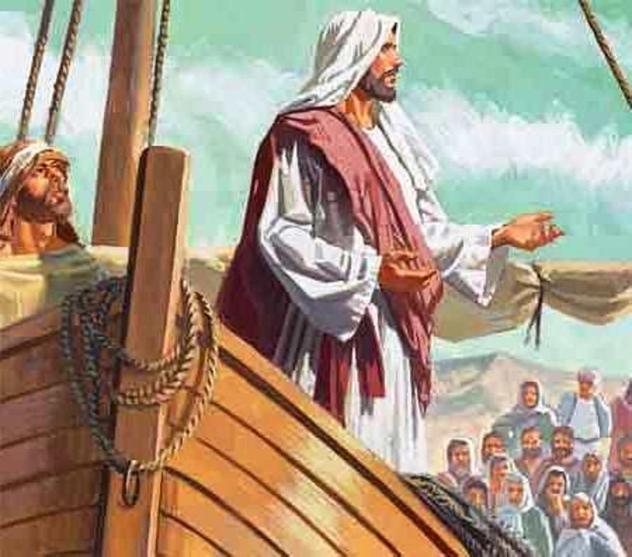"""Résultat de recherche d'images pour """"Jésus dans une barque"""""""