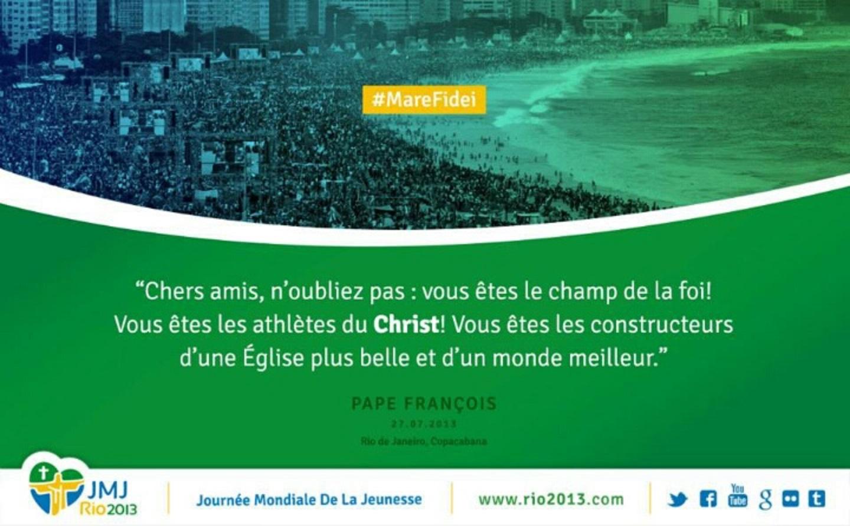 Message du pape François JMJ 2013.jpg