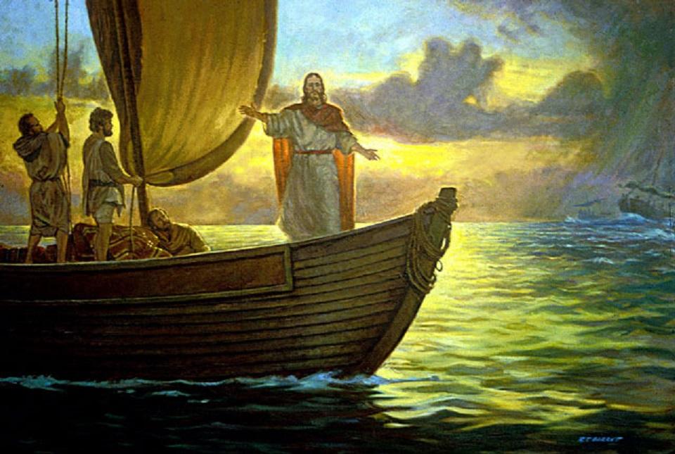 Jésus et la tempête apaisée 5.jpg