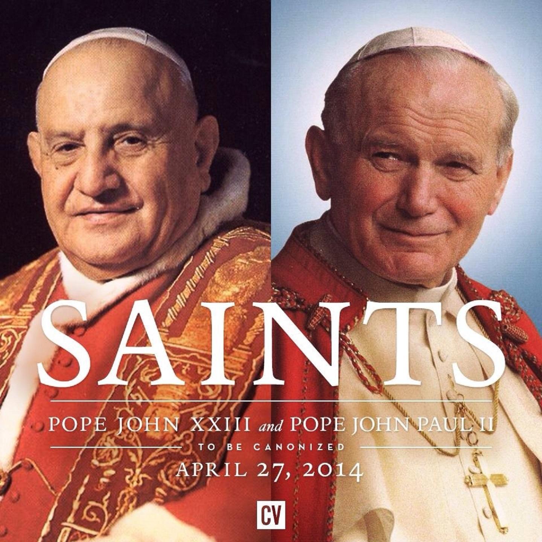 Canonisation Jean XXIII et Jean-Paul II 3.jpg
