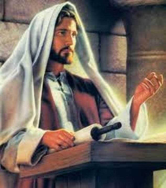 Jésus guérit un possédé dans le temple  2.jpg