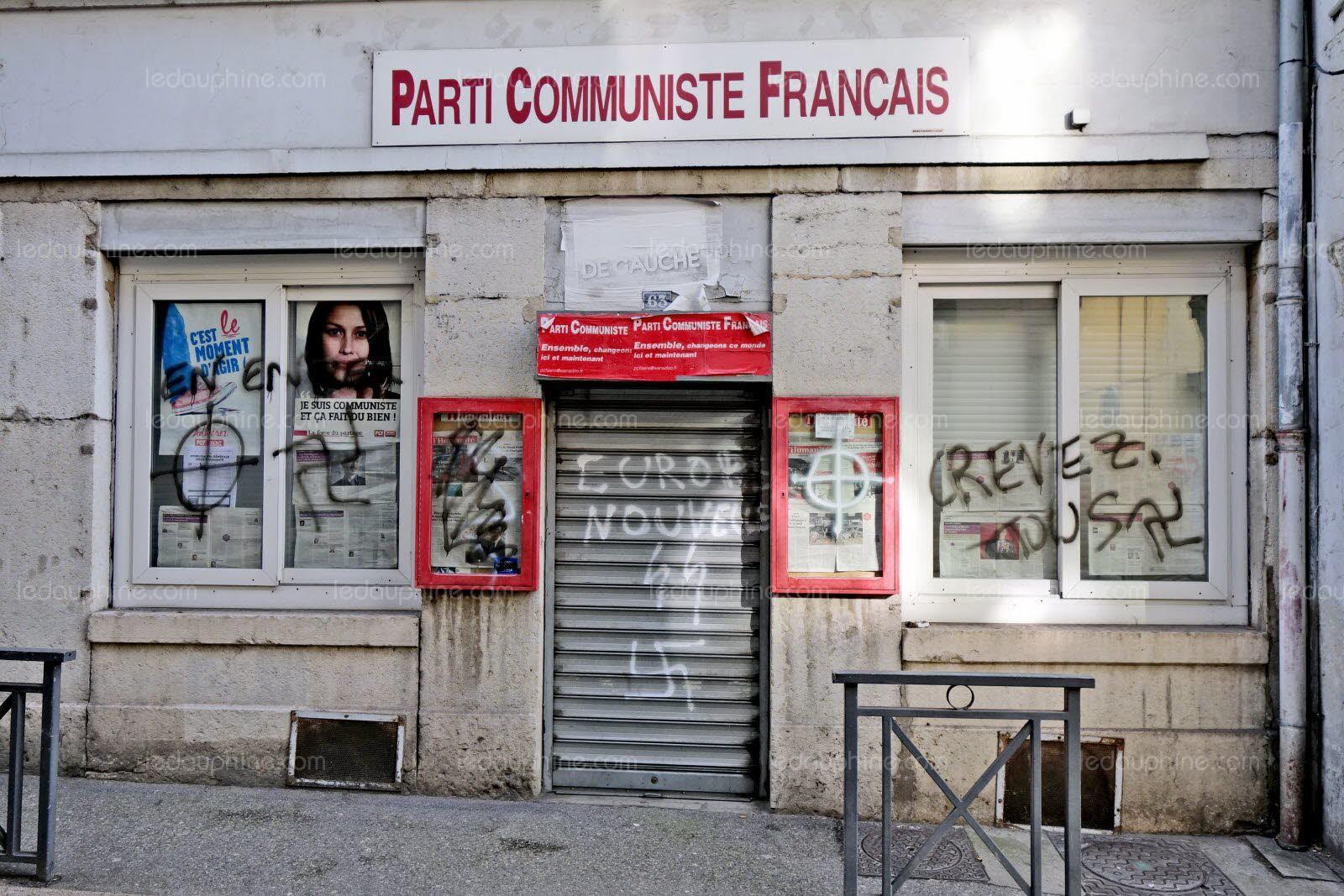 Vienne  stupeur-pour-les-membres-du-parti-communiste-francais-de-vienne-qui-ont-decouvert-ce-samedi-la-devanture-de-leur-local-situe-rue-de-bourgogne-taguee-photo-le-dl-v-w-1549808469.jpg