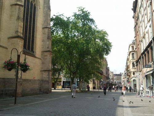 Après-midi à Lille
