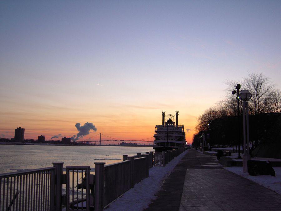 Detroit, les cendres d'une économie florissante