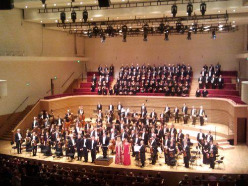Concert majestueux