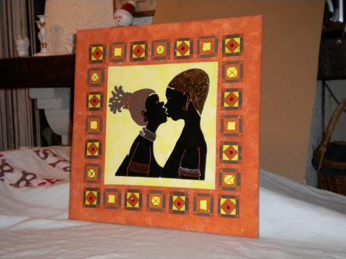amoureux africains