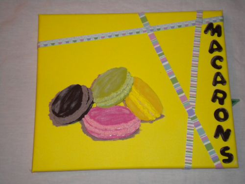 macarons gourmandises
