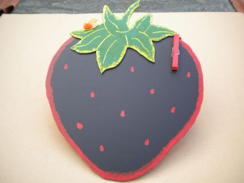 fraise ardoise