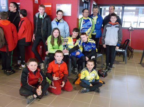 Rallye-Raid Montrond les Bains