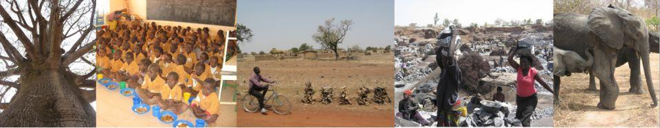 ______Le Lycée Sainte Marie de Chantonnay au  Burkina Faso______