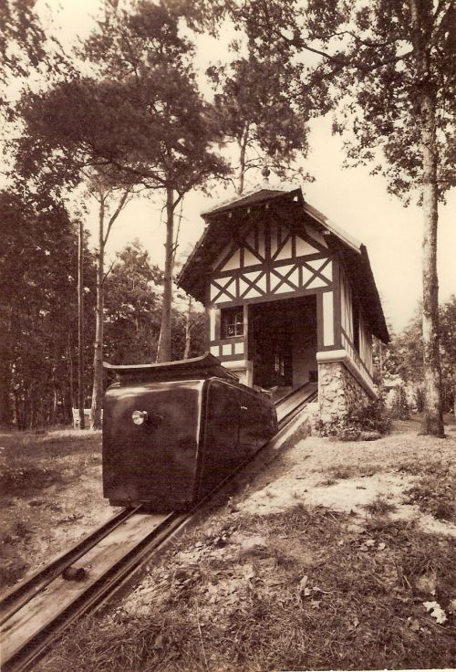 manoir funiculaire