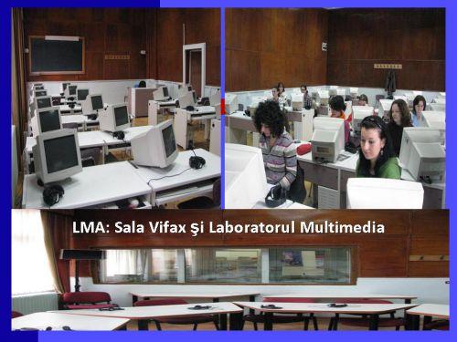 Infrastructura LMA