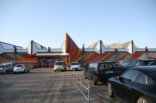 Le Pavillon Buxerolles (Palais des expositions - Limoges)