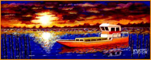 barge orange