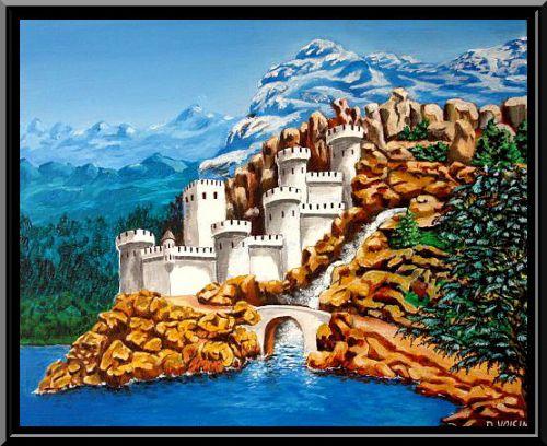 Chateau imaginaire