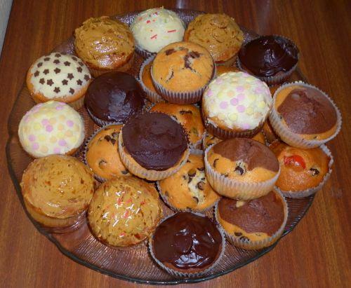 Gâteau yaourt façon Cupcake