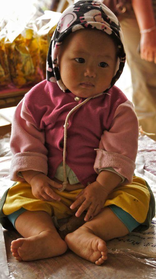 Le petit penseur Thai