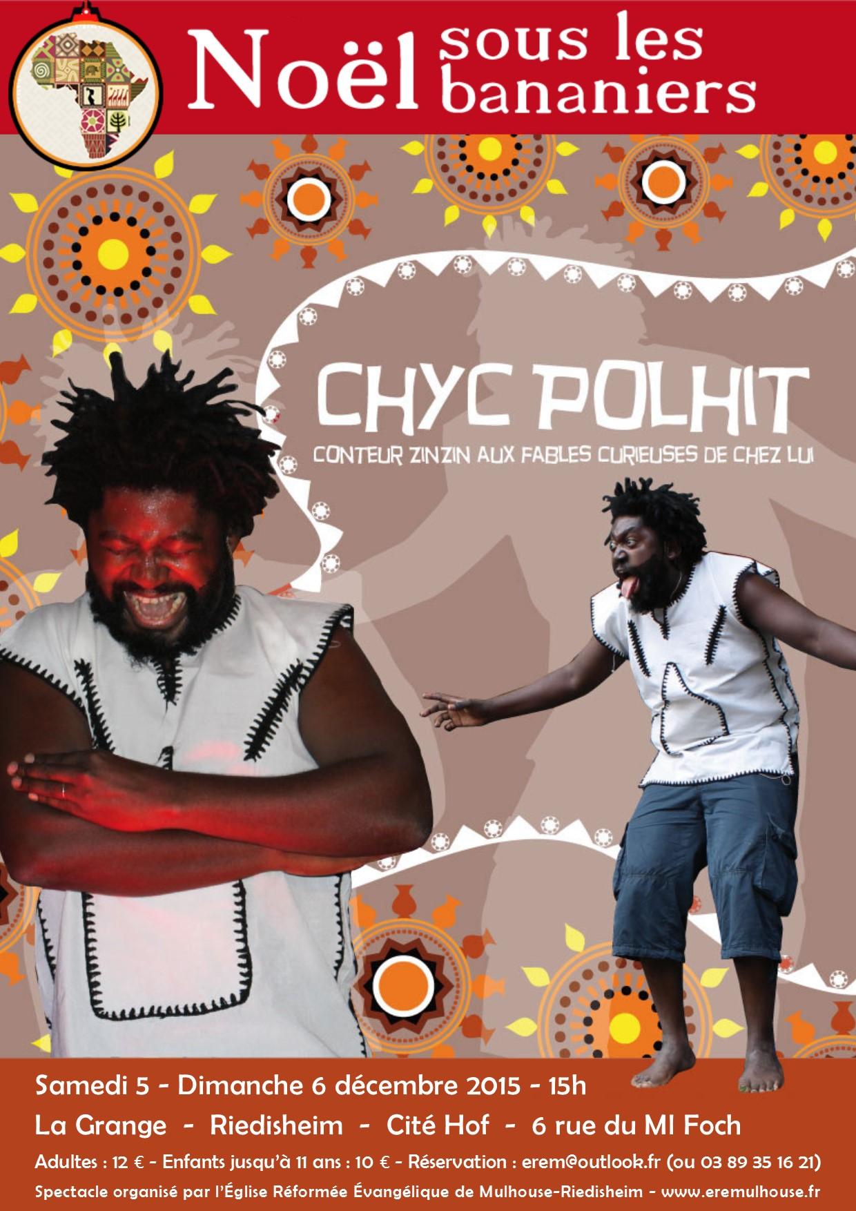 Affiche spectacle Chyc Polhit - 5 et 6 déc - La Grange Riedisheim.jpg