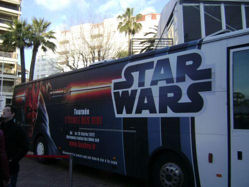 Le bus de Star Wars