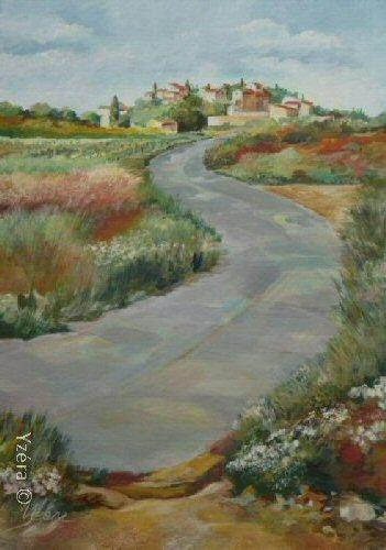 Fouzilhon route de Gabian