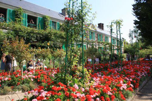 La maison de Claude Monet