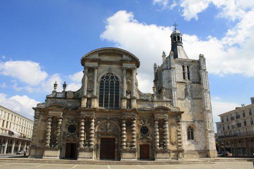 L'église Saint François