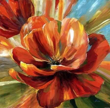 Van Gogh. Island Blossom.