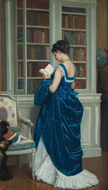 Auguste Toulmouche French (1829 - 1890)