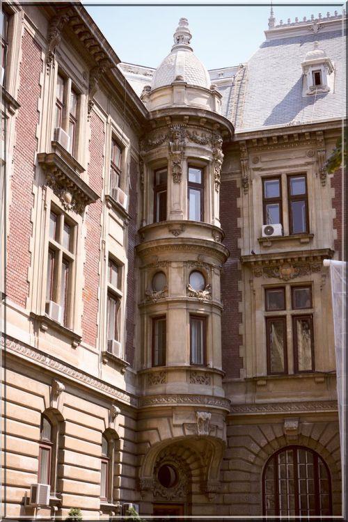 Bucarest. Roumanie