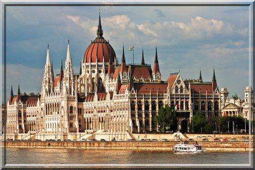 Budapest. Hongrie