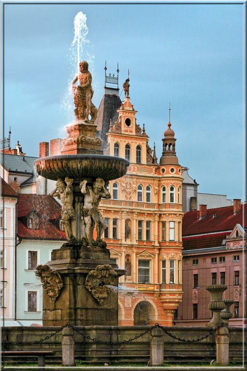 Ceske Budejovice, République tchèque