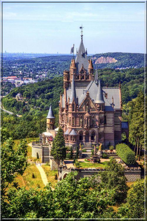 Drachenburg, Allemagne